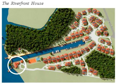 aanbod woningen - Riverfront house 5