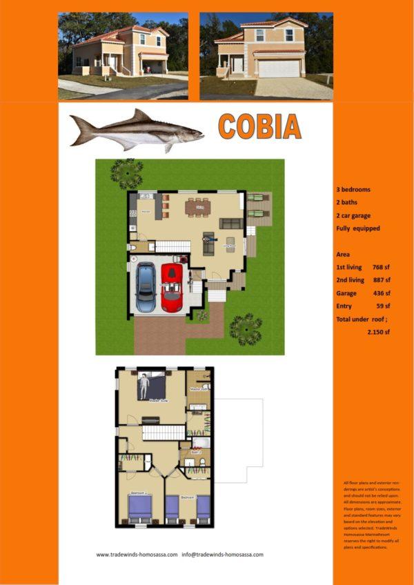 aanbod woningen - Villa Cobia 4