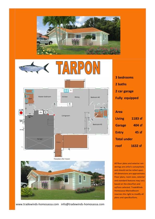 aanbod woningen - Villa Tarpon 2